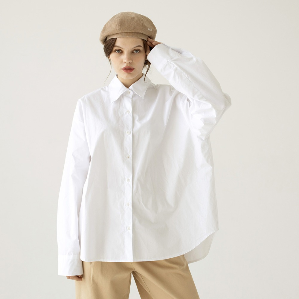 oversized shirts AST201001-WT